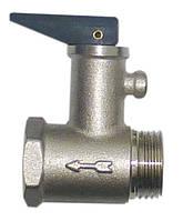 Обратный (предохранительный) клапан бойлера со спусником