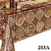 Клеенка на стол Dekorama 203A. Рулон. Турция.