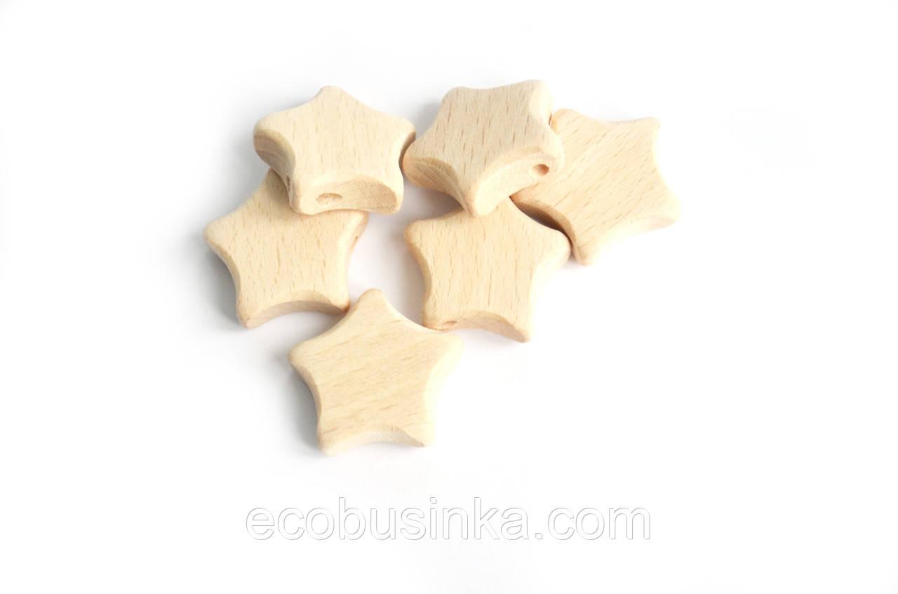 Кулон звезда, 3 см