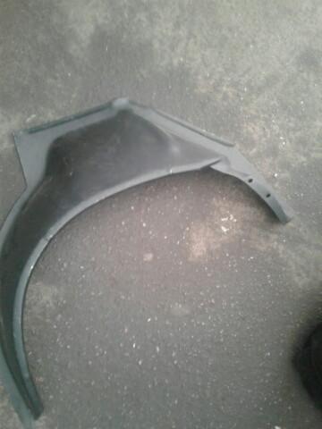 Арка внутренняя заднего крыла киа рио(00-)