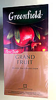Чай Greenfield Grand Fruit 25 пакетиков черный, фото 1