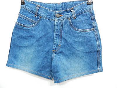 Шорты джинсовые мужские HEMA р.44 127SHM