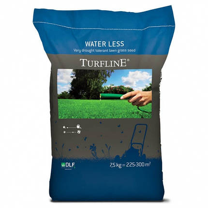 Газонная трава DLF Trifolium, Turfline WATERLESS / ВОТЕРЛЕСС- 7,5 кг , фото 2