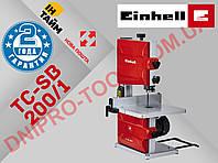 Настольная Ленточная пила по дереву  Einhell TC-SB 200/1 (Ленточнопильный станок Германия) (4308018)