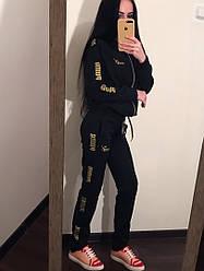 """Спортивний костюм """"Puma золото"""" жіночий"""