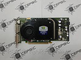 Відеокарта NVIDIA Quadro FX 3450 (аналог GeForce 7600 GS)