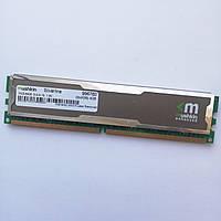 Игровая оперативная память Mushkin DDR2 2Gb 800MHz PC2 6400U CL5 (996760) Б/У