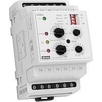 Реле контролю коефіцієнта потужності COS-2/230V AC (аналог COS-1) ELKOep, фото 1