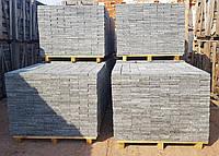 Гранитная брусчатка 200(100)x100x30 лабрадорит