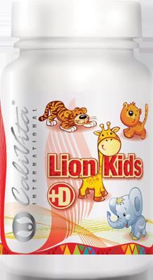Lion Kids Punch with Vitamin D Витамины для детей ( 90 таблеток)