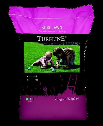 Газонная трава Turfline Kids Lawn / Кидс Лоун, DLF Trifolium - 7,5 кг, фото 2