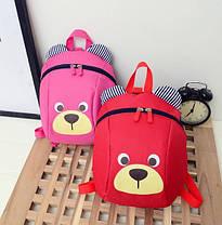 Милые тканевые рюкзаки bear мишка, фото 2