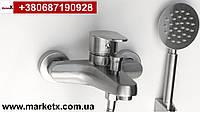 Смеситель из нержавеющей стали для ванны и душа. Высокое качество! , фото 1
