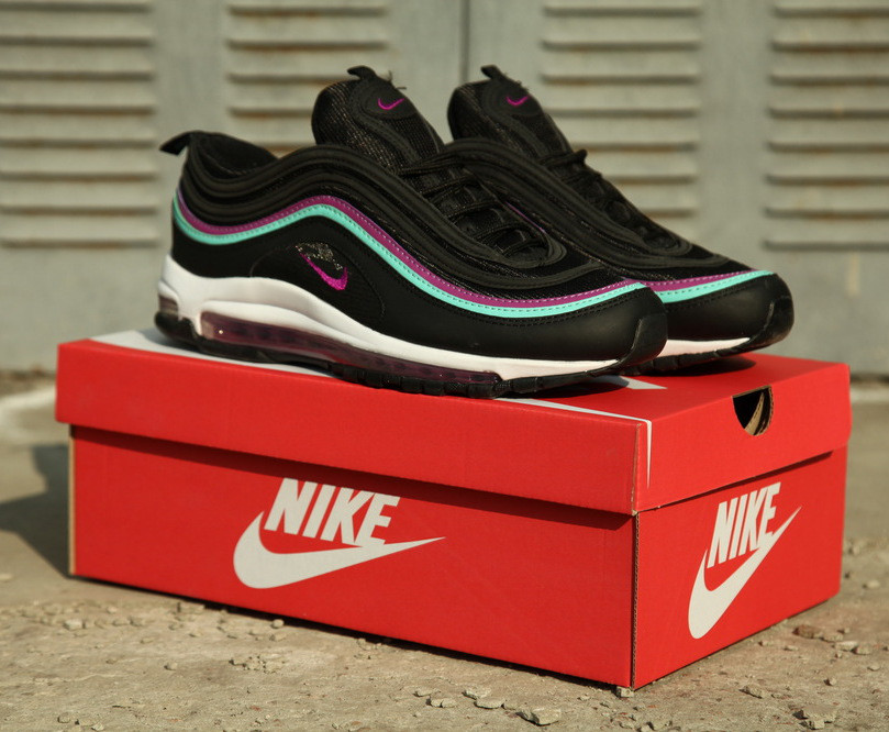 Мужские кроссовки Nike Air Max 97 Reflective , Реплика