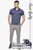 Тенниска мужская Braggart  6093G джинс