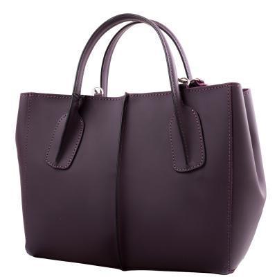 Сумка повседневная (шоппер) Anko Женская кожаная сумка ETERNO (ЭТЕРНО) AN-031-BL