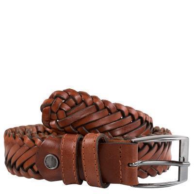 Ремень Y.S.K Ремень плетёный кожаный Y.S.K. (УАЙ ЭС КЕЙ) SHI3-9003-3