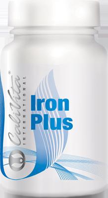 Iron Plus Железо плюс (таблетки, 100 шт.)