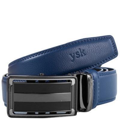 Ремень Y.S.K Ремень мужской кожаный Y.S.K. (УАЙ ЭС КЕЙ) SHI8112-9