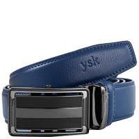 Ремень Y.S.K Ремень мужской кожаный Y.S.K. (УАЙ ЭС КЕЙ) SHI8112-9, фото 1