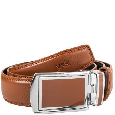 Ремень Y.S.K Ремень мужской кожаный Y.S.K. (УАЙ ЭС КЕЙ) SHI8020-3