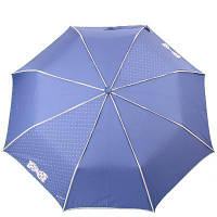 Складной зонт H.DUE.O Зонт женский полуавтомат H.DUE.O (АШ.ДУЭ.О) HDUE-253-1, фото 1