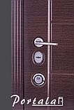 """Входная дверь """"Портала"""" (серия Люкс) ― модель Токио, фото 4"""