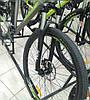 """Crosser Cross 29"""" двухколесный велосипед алюминиевая рама черно-синий, фото 6"""