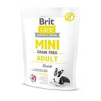 Brit  Care GF Mini Adult 0,4 kg Lamb (д/собак малых пород) ягненок