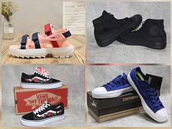 Обувь: мужская и женская