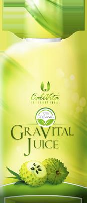 Gravital Juice Сок гравиолы (946 мл.)
