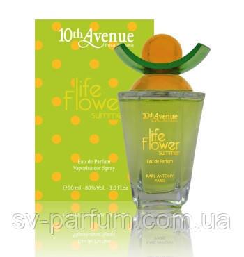 Туалетная вода женская 10th Avenue Life Flower Summer 90ml