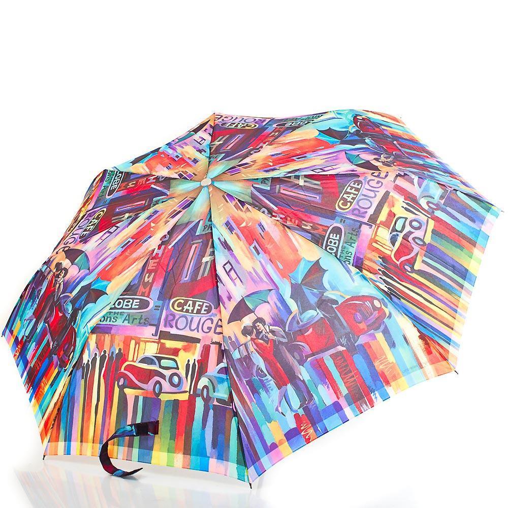 Складной зонт Zest Зонт женский полуавтомат ZEST (ЗЕСТ) Z53626A-9