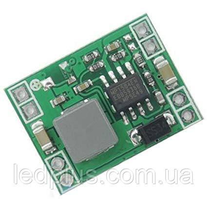 Понижающий импульсный стабилизатор напряжения  MP1584 +5V