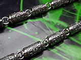 Серебряная цепочка, фото 3