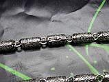 Серебряная цепочка, фото 4