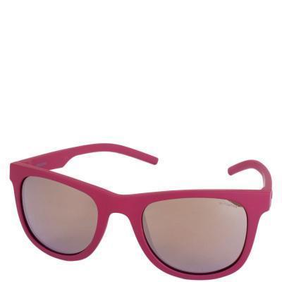 Солнцезащитные очки Polaroid Очки женские в гибкой оправе с ультралегкими зеркальными поляризационными линзами POLAROID (ПОЛАРОИД) P7020S-C9A52LM