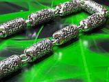Серебряная цепочка, фото 5