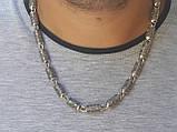 Серебряная цепочка, фото 7