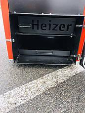 Котел холмова шахтный Heizer Elite 15 кВт (Хейзер Элит). Бесплатная доставка!, фото 3