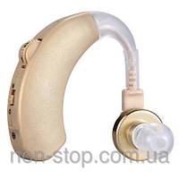 ТОП ВЫБОР! Заушный слуховой аппарат PowerTone F-138 - 1000392 - слуховой аппарат, усилитель слуха, звуковой усилитель, повышение звука, лучше слышать
