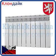 Радиатор биметаллический BOHEMIA 500*96 (Чехия)