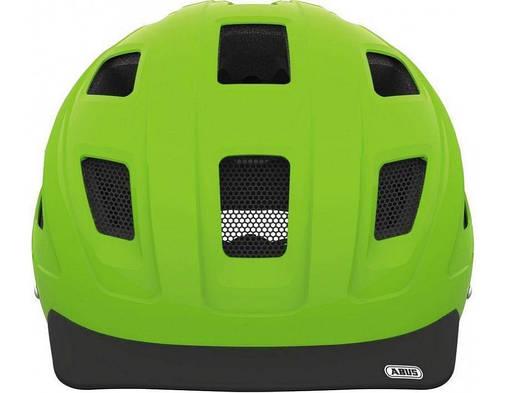 Шолом велосипедний ABUS HYBAN M-L Green, фото 2