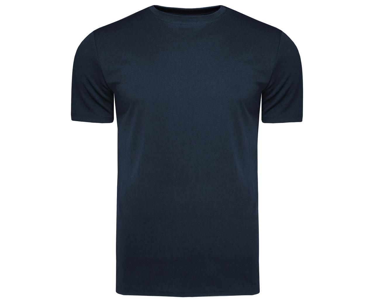 Футболка Coolpass темно-синяя
