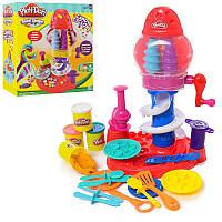 Набор для детской лепки Большая Кондитерская - формочки, инструменты, копия Play Doh Плей Ду
