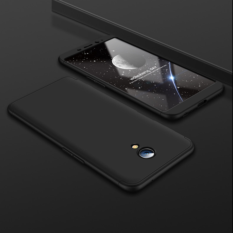 Чехол GKK 360 для Meizu M6S Черный
