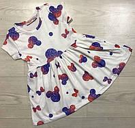 Платье для девочки, Минни  86-122