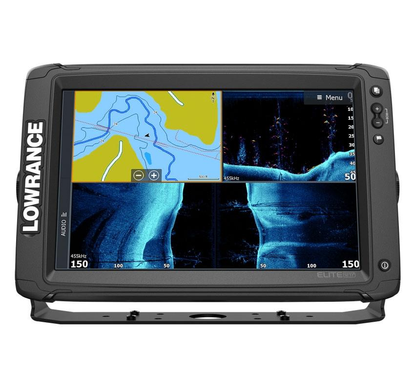 Эхолот Lowrance Elite-12 Ti² Active Imaging 3-in-1