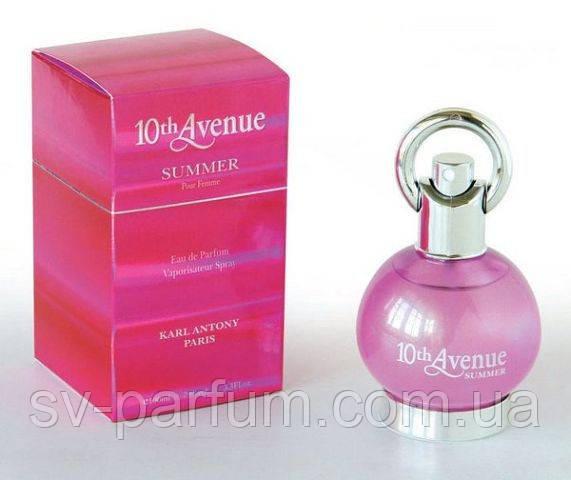 Туалетная вода женская 10th Avenue Summer (pink) 100ml