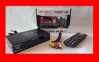 Цифровой ресивер BEKO DVB-2019-S8 4K Т2 тюнер. Т2 ресивер.